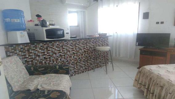 Kitnet Em Canto Do Forte, Praia Grande/sp De 26m² 1 Quartos À Venda Por R$ 115.000,00 - Kn199364
