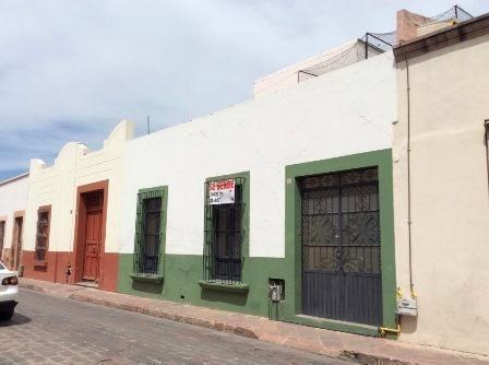 Casa En Venta Centro Historico Queretaro Rcv - Mg