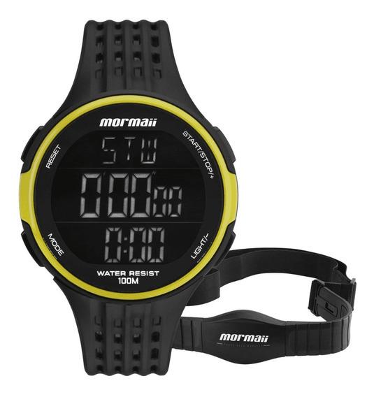 Relógio Monitor Cardíaco Mormaii Tech Mo11559aa/8v