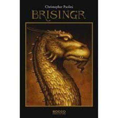 Livro Brisingr - Trilogia Da Herança Christopher Paolini