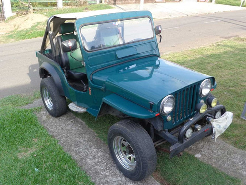 Jeep Willys Overland 1949