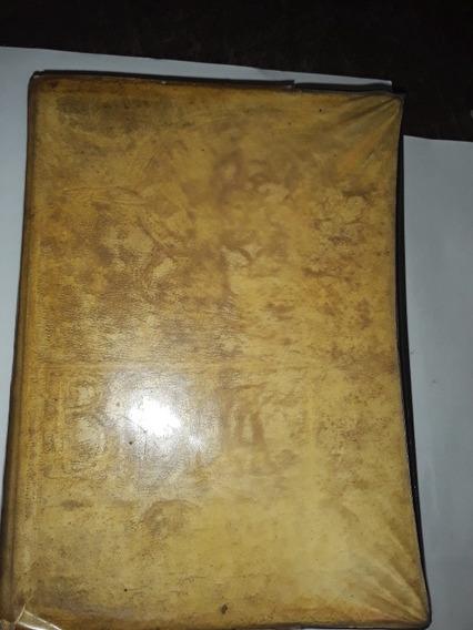 Bíblia Sagrada ( Rara ) Antigo Testamento Ano 1933