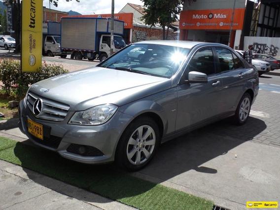 Mercedes-benz Clase C 180 Cgl