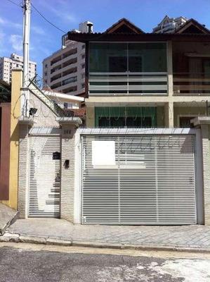 Sobrado Residencial À Venda, Santana, São Paulo. - So12866