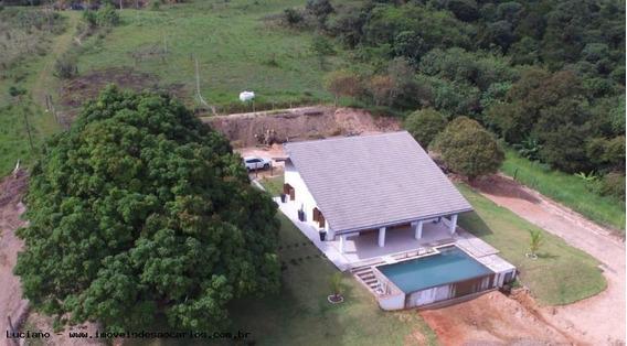 Sítio Para Venda Em Corumbataí, Área Rural, 3 Dormitórios, 2 Suítes, 3 Banheiros - Ls343