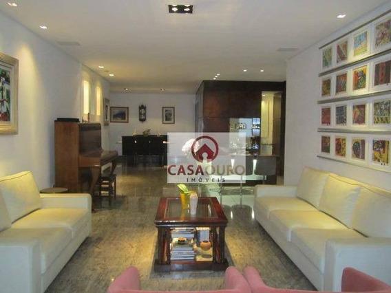 Apartamento 4 Quartos Á Venda 1 Por Andar Na Serra, Belo Horizonte. - Ap0852