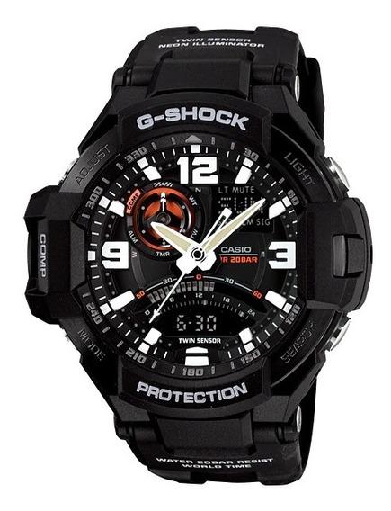 Reloj Casio Outlet G-shock Master Of G Gravity Ga-1000-1acr