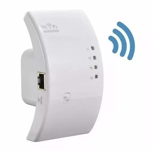 Repetidor Expansor Wifi Wireless 300mbps Botão Wps Encor
