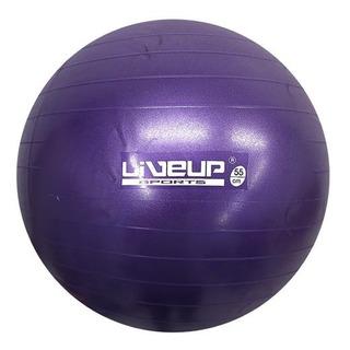 Bola Suíça 55cm Premium Para Pilates - Liveup