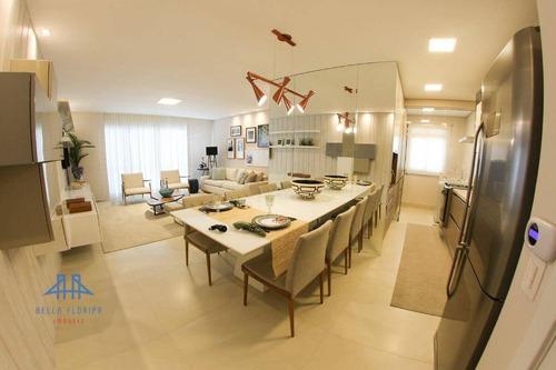 Imagem 1 de 29 de Apartamento Com 3 Dormitórios À Venda, 113 M² Por R$ 1.372.303,60 - Jurerê - Florianópolis/sc - Ap3010