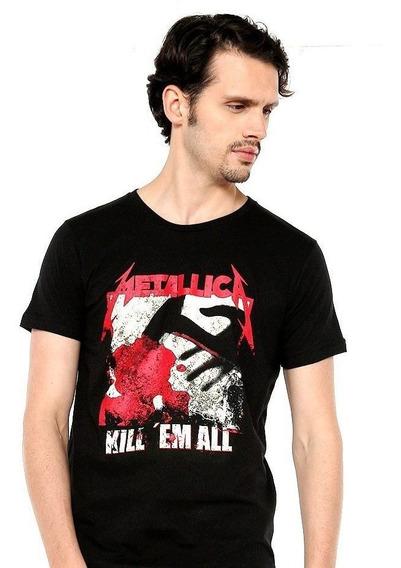 Playera Toxic Metallica Kill