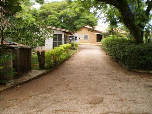 Chácara Residencial Para Venda E Locação, Joapiranga, Valinhos - Ch0013. - Ch0013