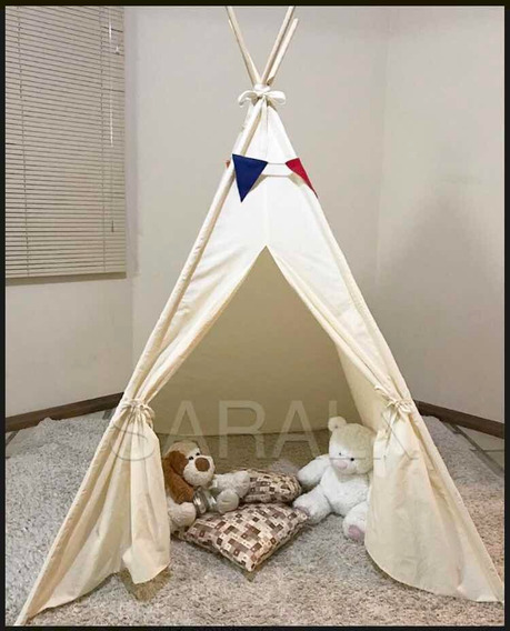 Cabana Infantil Barraca P/ Festa Do Pijama - Tenda-quarto