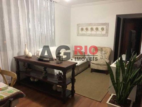 Apartamento-à Venda-jardim Sulacap-rio De Janeiro - Tqap20318