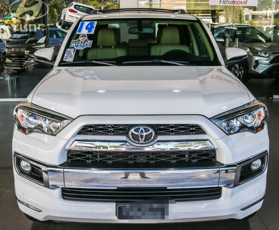 Toyota 4runner Limited 4x4 2014