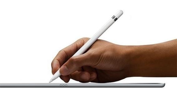Apple Pencil A1603 Mkoc2am/a Para iPad Pro Com Bluetooth