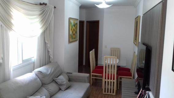 Cobertura Com 2 Dormitórios À Venda, 100 M² Por R$ 305.000 - Jardim Santo Alberto - Santo André/sp - Co3809