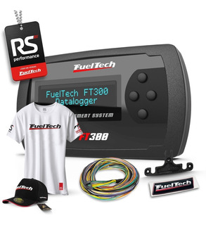Fueltech Ft300 3 Metros + Super Brindes + 12x Sem Juros