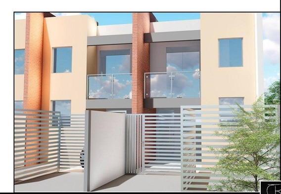Casa Geminada Duplex Em Betim - 560