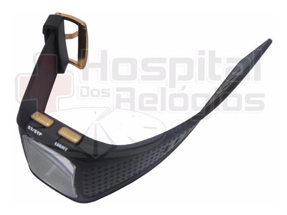 Pulseira E Caixa Speedo 80526l0ednpp Original Preto 80526l