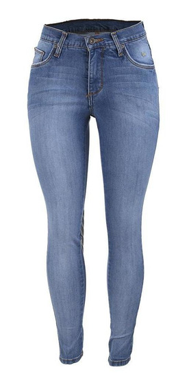 Jeans Casual Lee Mujer Skinny Cintura Alta H42
