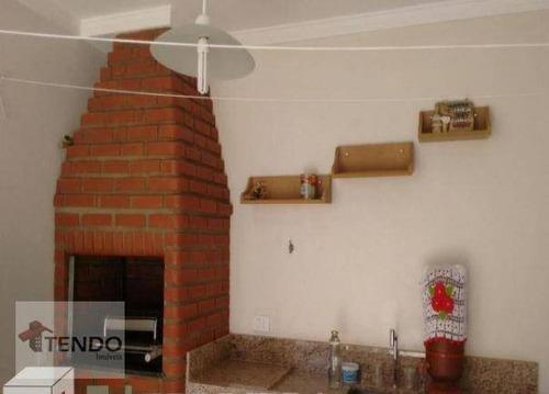 Imagem 1 de 30 de Sobrado Com 3 Dormitórios À Venda, 150 M² Por R$ 430.000 - Jardim Portal Do Sol - Indaiatuba/sp - So0554
