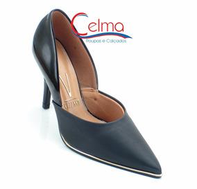 8ac87828c2 Sapato Scarpin Vizzano Detalhado Femininos - Calçados