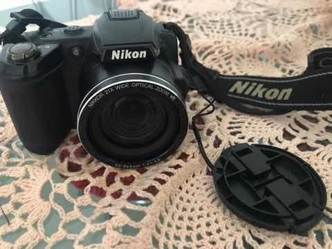 Câmera Digital Coolpix L120 Nikon