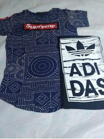 Pack Polera Supreme Y adidas Cod 11
