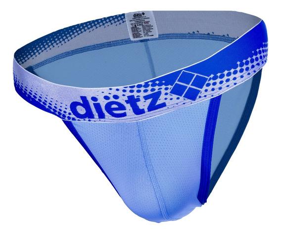 Trusa Sportivo Microfibra Celeste