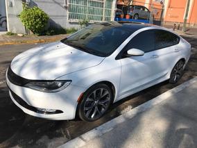 Chrysler 200 C 2015 V6 Advance Garantia Extendida Y Extras