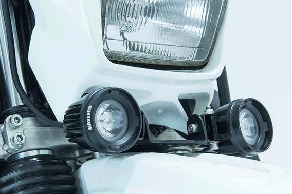 Kit Exploradoras Led Negro Suzuki Dr 650 00-up Mastech