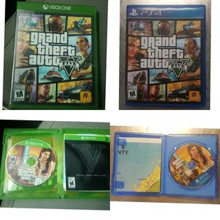 Gta 5 Para Ps4 Y Xbox One