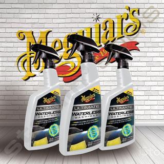 Meguiars®   Ultimate Waterless Wash & Wax Car Wash   768ml