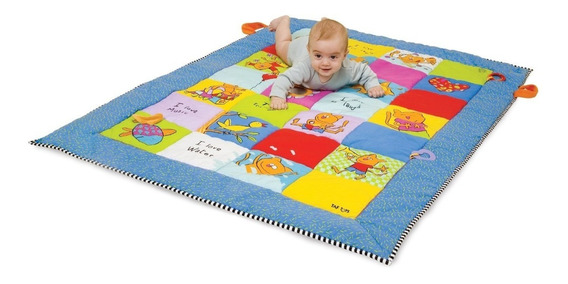 Alfombra Bebe Manta Taf Toys I Love Big Mat 150x100cm 10845