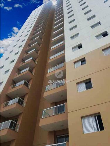 Apartamento Com 3 Dormitórios Para Alugar, 76 M² Por R$ 2.000,00 - Vila Guarani - Mauá/sp - Ap0178