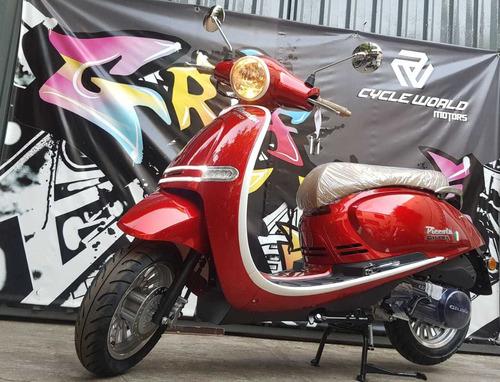 Scooter Gilera Piccola 150 0km 2021 No Beta Tempo Ya 22/5