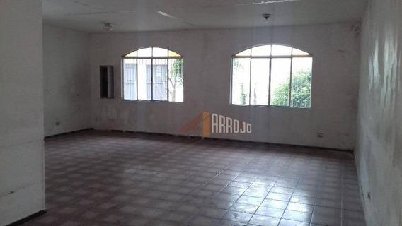 Sobrado Residencial À Venda, Vila Rui Barbosa, São Paulo. - So0810