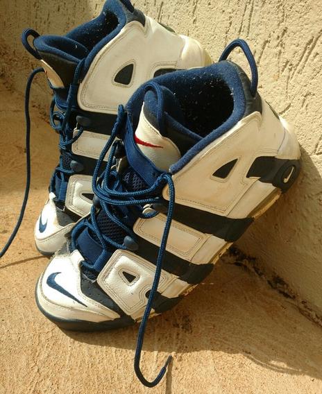 Tenis Nike Air More Uptempo Lebron Kd Jordan