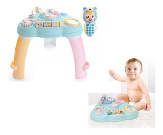 Gimnasio Bebes Baby Mesa De Aprendizaje Multifuncional