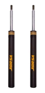 Kit X2 Amortiguadores Gol Vástago Corto Delantero Jorsa