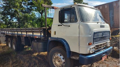 Fiat 140 1980 Truck Mecânica Mb