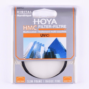 Filtro Uv 52mm Hoya Hmc Slim Para Lente Canon Nikon Sony