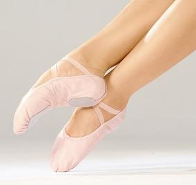 b0624bede7 Sapatilha Ballet Meia Ponta Couro - Sapatos no Mercado Livre Brasil