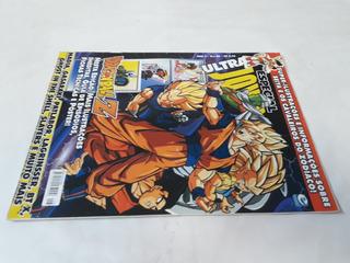 Revista Ultra Jovem Especial Nº 8 Ano 1 Com Pôster