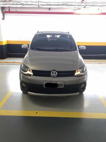 Volkswagen Space Cross 1.6 Total Flex I-motion 5p 2014