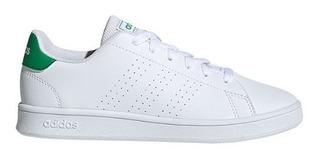 Series de tiempo la licenciatura fax  Tenis Adidas Blanco Con Verde | MercadoLibre.com.mx
