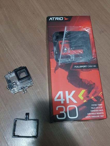 Camera Multilaser Atrio 4k Cases Extras Na Garantia