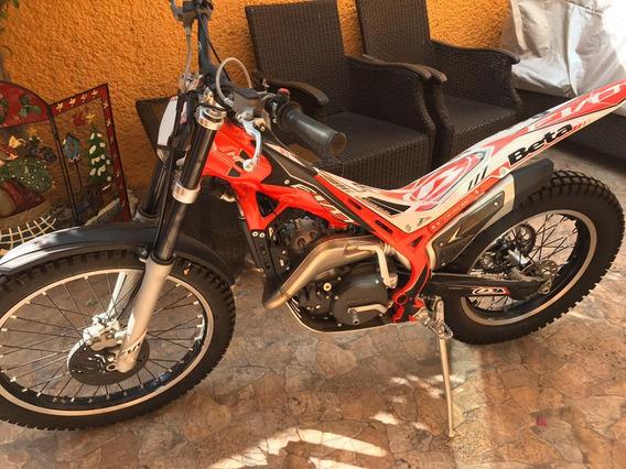 Motocicleta Beta Tipo Evo 300, Modelo 2013
