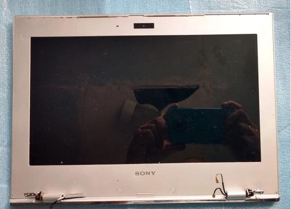 Carcaça Notebook Sony Vaio Svt111a11x - Tela Completa
